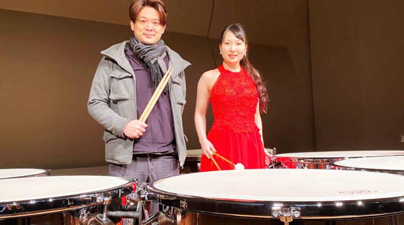 4/10 打楽器アンサンブル〜マトカ〜MATKA